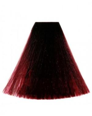 6.66 - Rubio Oscuro Rojo Intenso